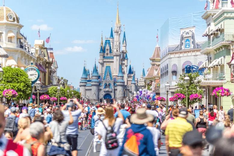 Best Places to Relax in the Disney Theme Parks