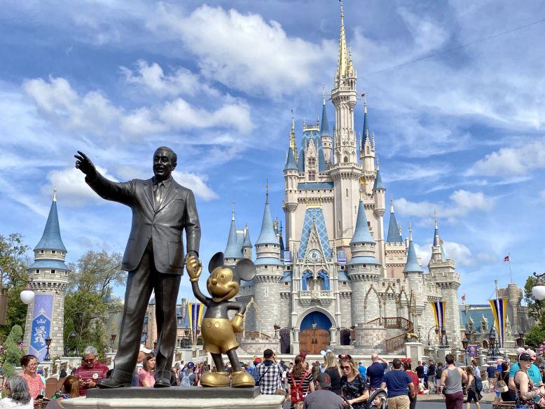 Disney World Theme Park