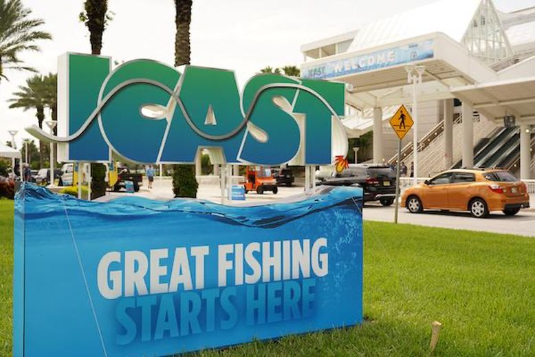 Gone Fishin' ICAST 2021