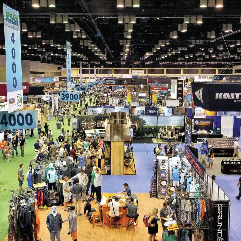 ICAST 2021 convention