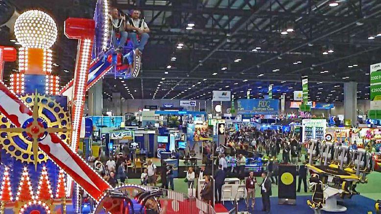 IAAPA Expo Show 2021