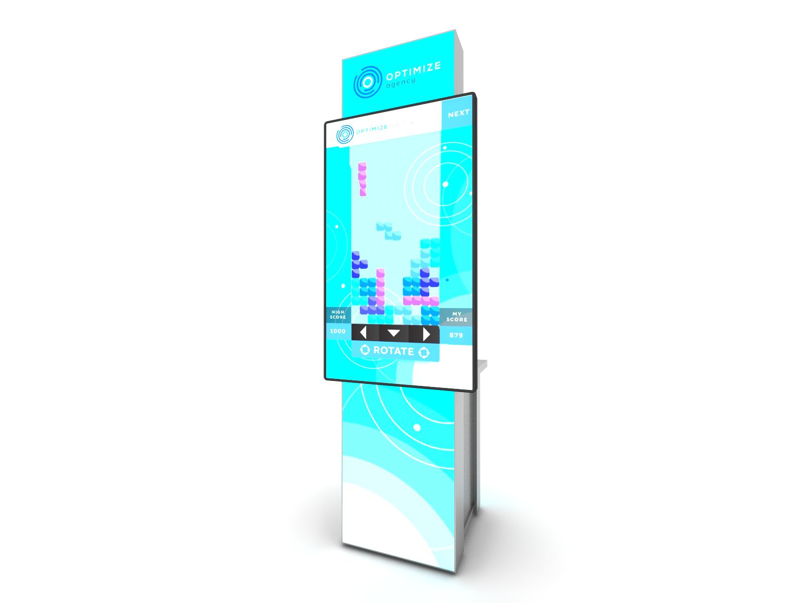 product interactive trade show displays
