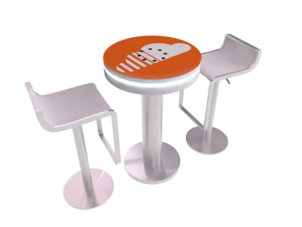 rent trade show accessories