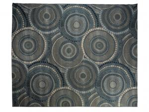 CEAC-011 Circles Accent Rugs