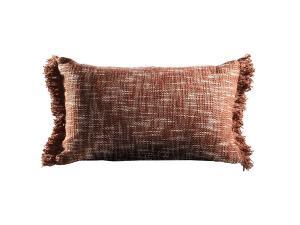 CEAC 034 Frayed Lumbar Pillow
