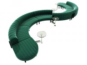 CESS-064 Emerald Powered Sectional
