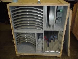 Custom Wood Crate -- Examples #2