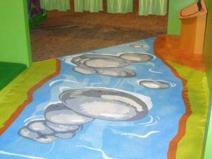 Dye Sub Printed Carpet