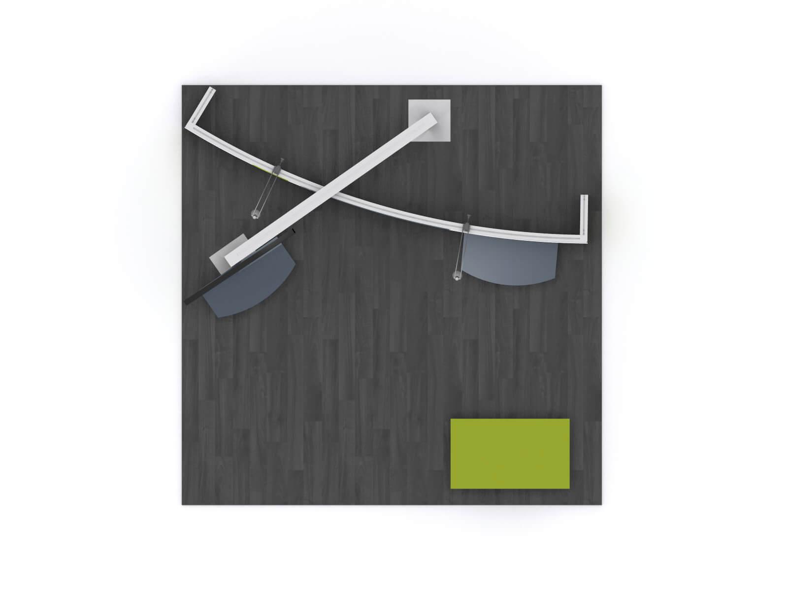 GK-1011 Gravitee Inline - plan view