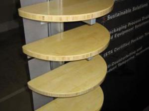 Half Round Shelf