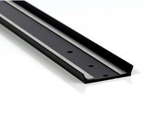 LUMIRAILXX-X Aluminum Extrusion - Black or White