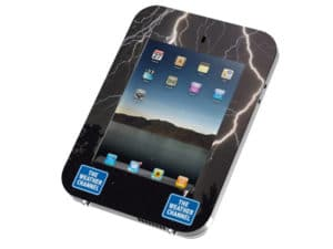 MOD-1319 iPad Graphic Face Plate
