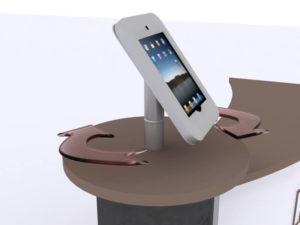 MOD-1329 Rotating iPad Mount