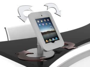 MOD-1371 Rotating iPad Counter Stand