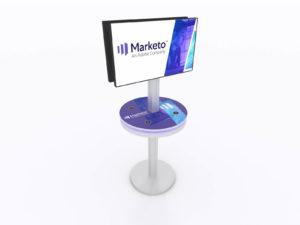 MOD-1409 Wireless Monitor Stand Charging Station