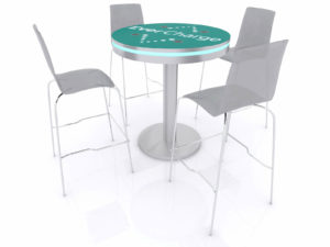 MOD-1453 Wireless Charging Bistro Table