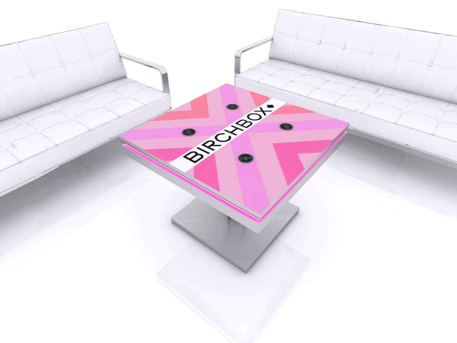 MOD-1456 Wireless Charging Coffee Table