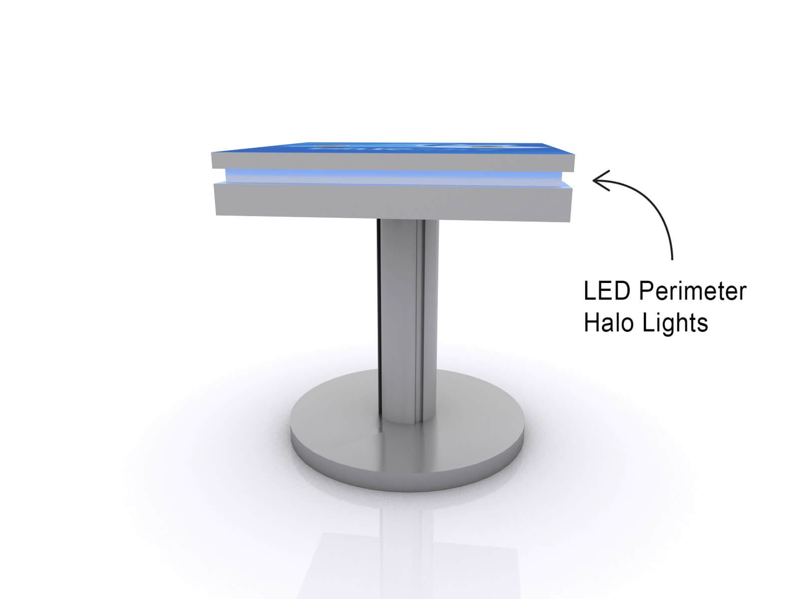 MOD-1459 Trade Show and Event Wireless Charging End Table - image 3