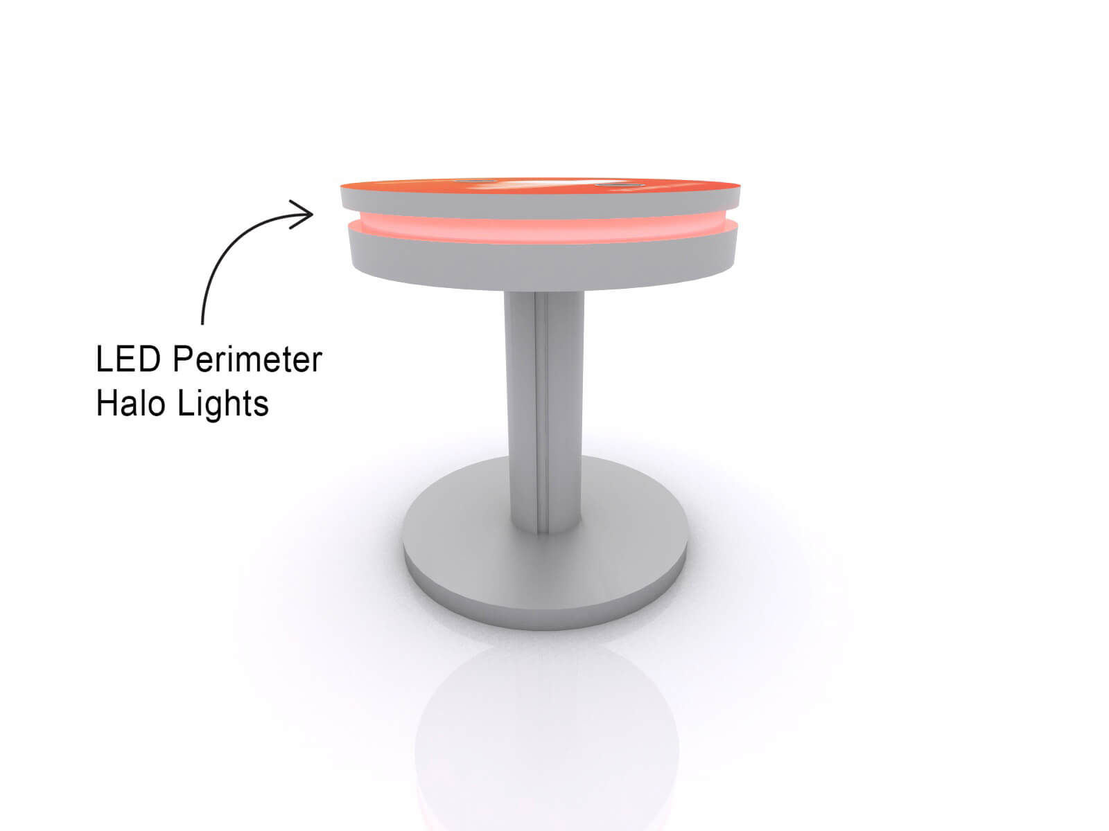 MOD-1460 Trade Show and Event Wireless Charging End Table - image 3