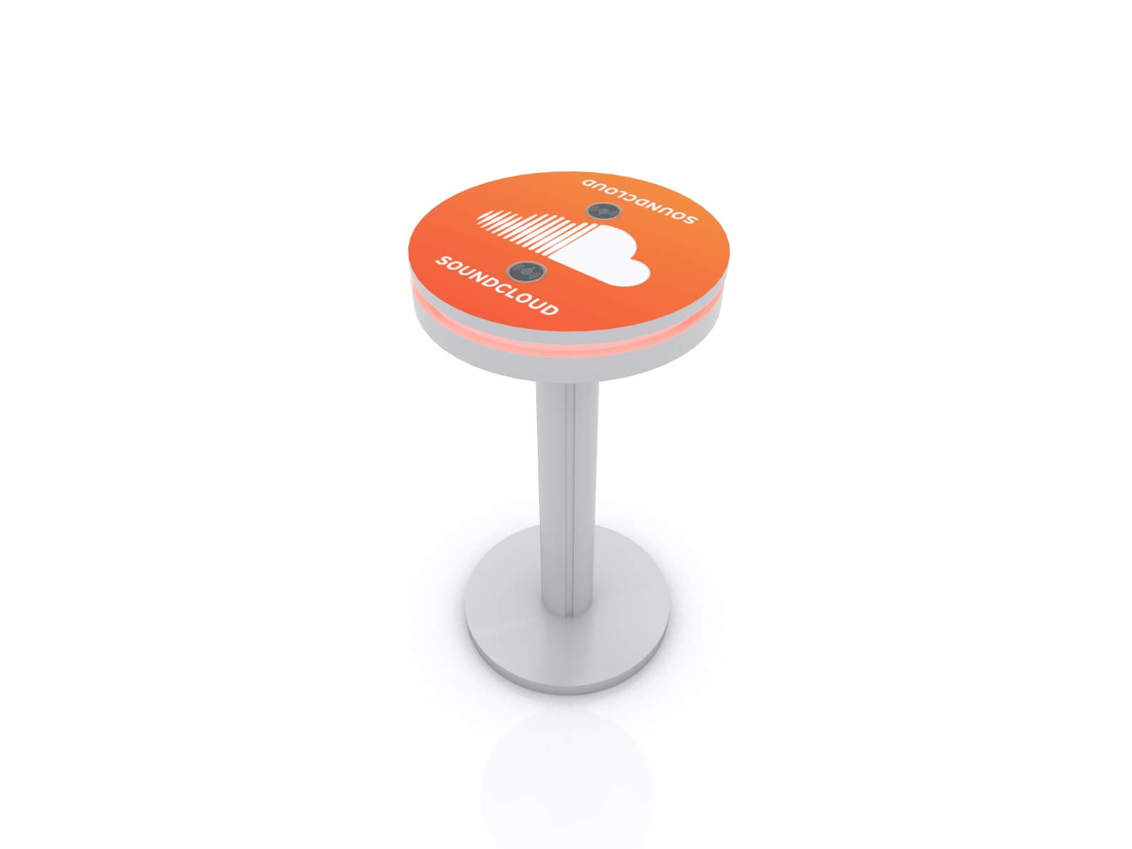 MOD-1462 Portable Wireless Charging Table