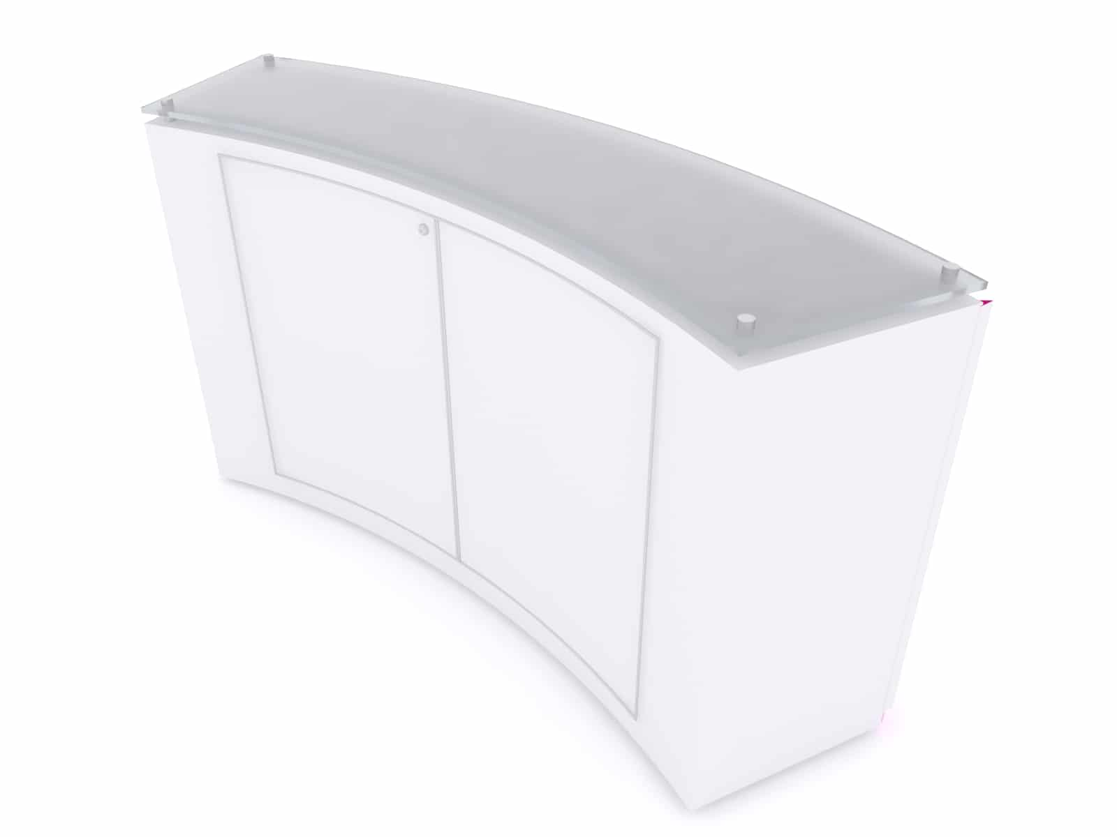 MOD-1554 Trade Show Display Counter - image 2