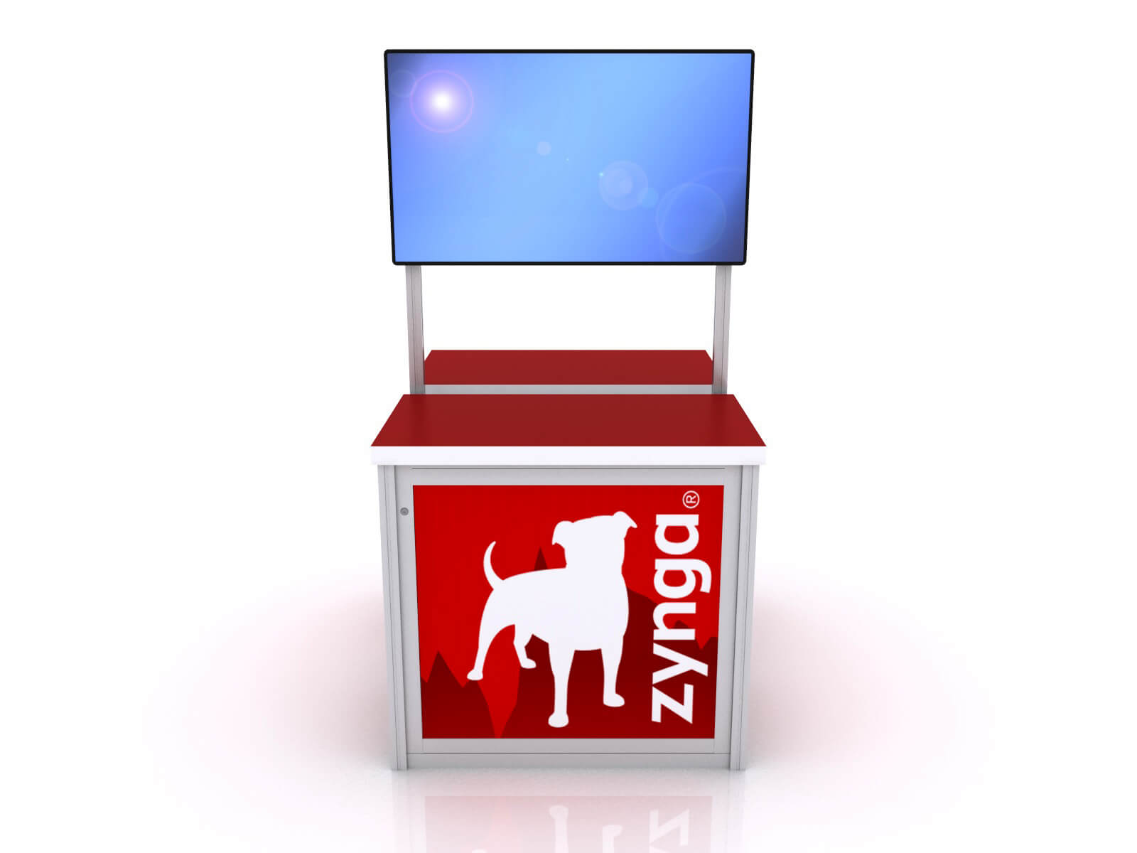 MOD-1562 Trade Show Monitor Stand - image 3
