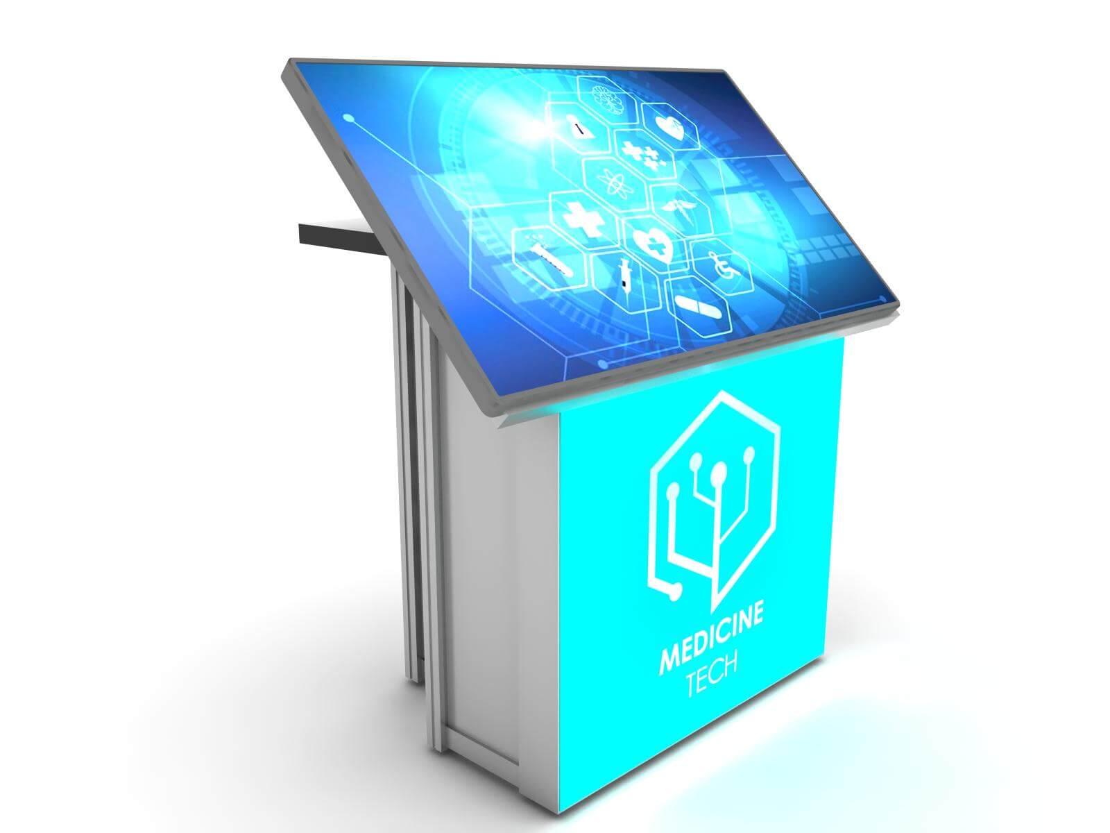MOD-1710 Interactive Kiosk Fixture - image 2