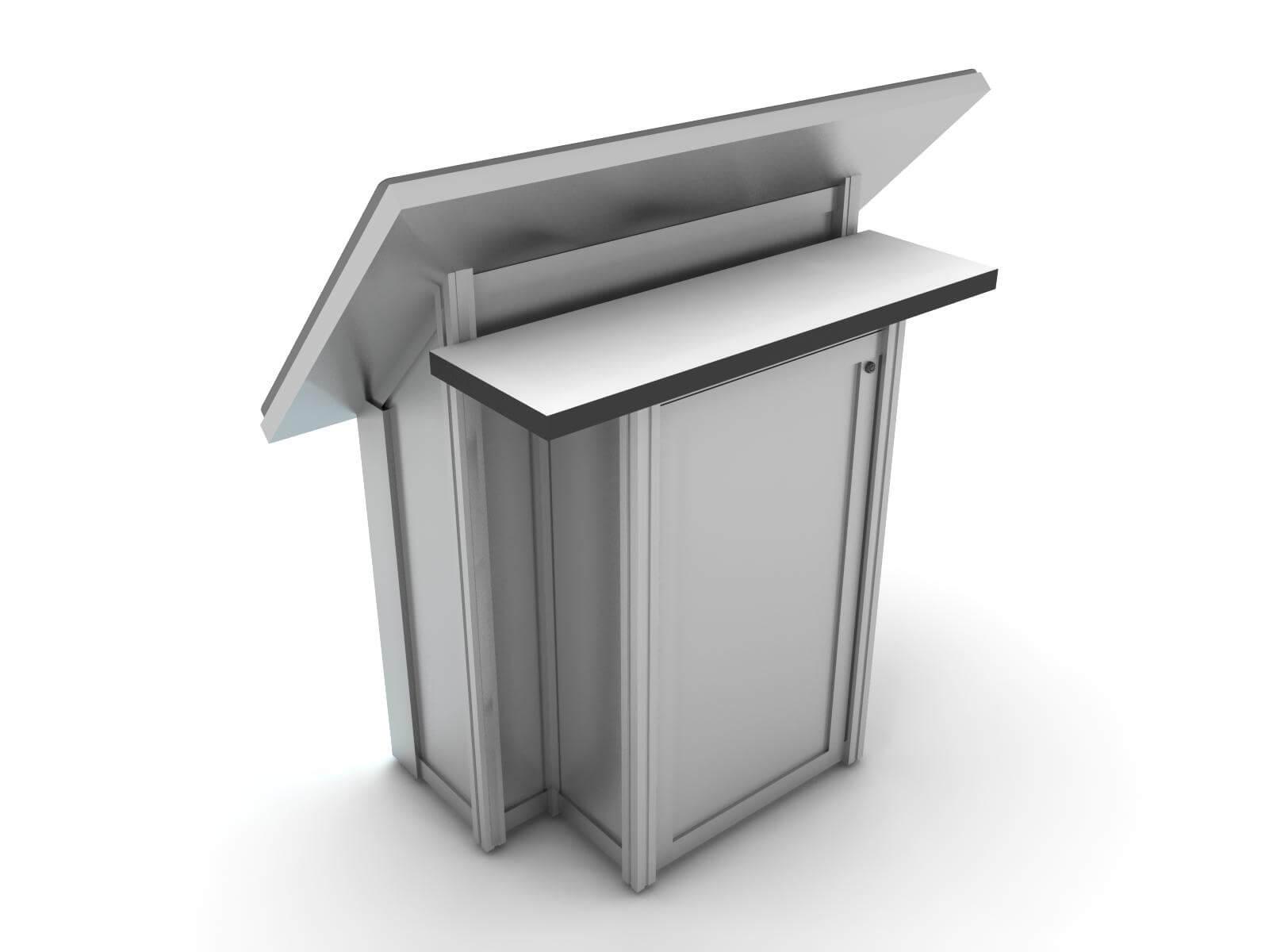 MOD-1710 Interactive Kiosk Fixture - image 3