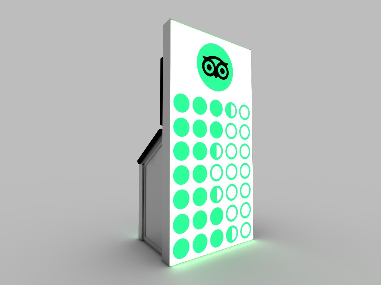 MOD-1712 Interactive Kiosk Fixture - image 3