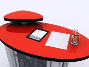MOD-211 iPad Counter Top Insert Option