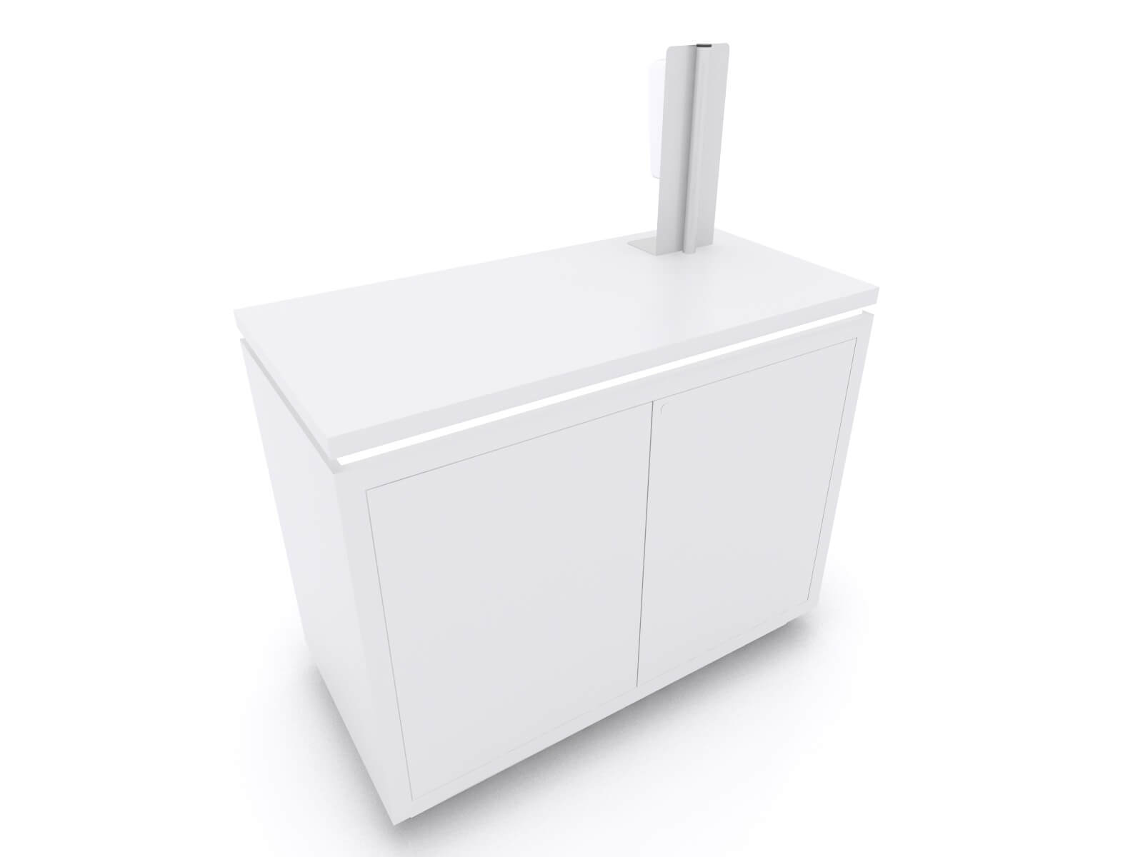 MOD-9006 Hand Sanitizer Stand - image 4