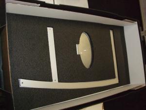 Magellan Miracle Backwall Die-Cut Foam Packaging (Example)