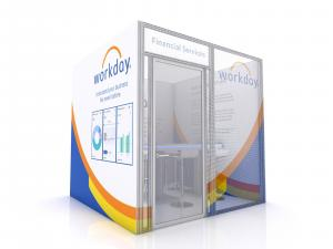 Mobile Meeting Pods Square Rectangle