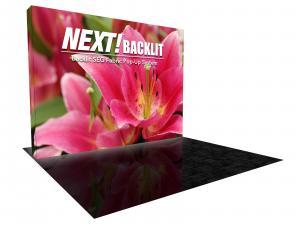 NEXT 10 ft. Backlit Display with Radiance