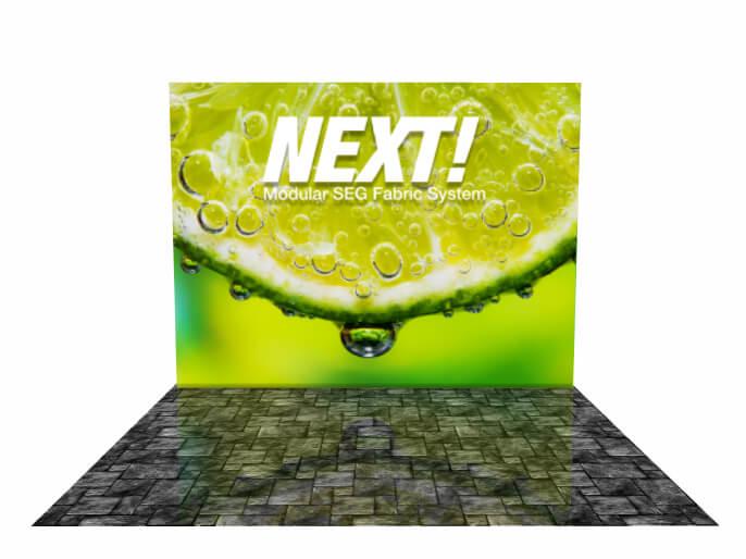 NEXT! 10 ft. Display - image 2