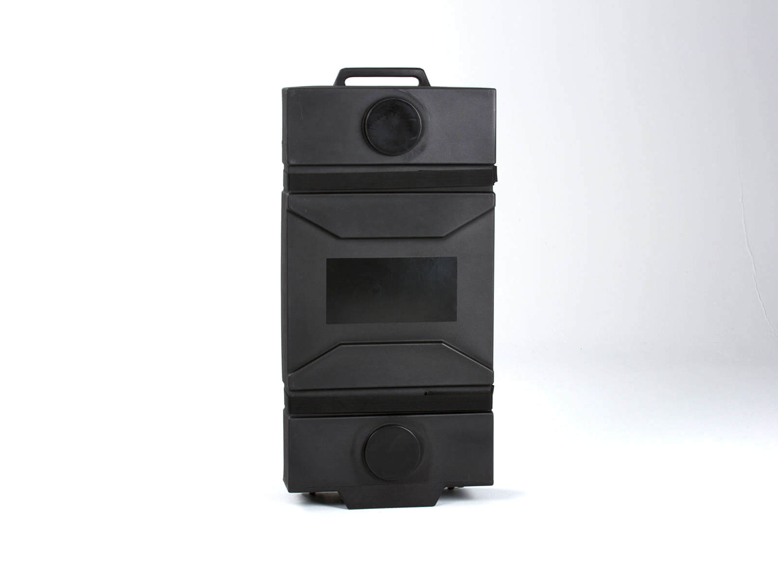 OPTIONAL MOD-550 Portable Roto-molded Cases with Wheels (26W x 11D x 54H)