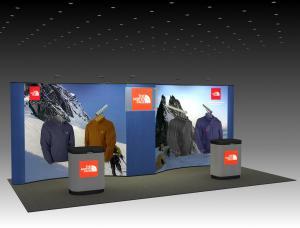 QD-216 Pop Up Display
