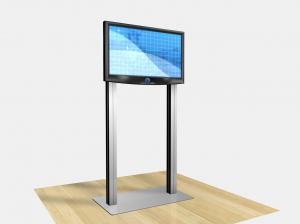 RE-1229 Large Monitor Kiosk