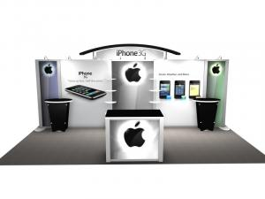 RE-2009 iPhone with Workstations