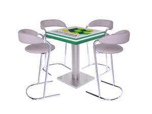 RE 712 Charging Bistro Table