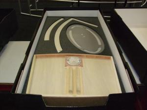 Sacagawea Die-Cut Foam Packaging (Example)