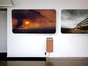 TS10-4800 SEG Wall Frame