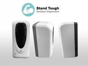 Touch-Less Sanitizer Dispenser