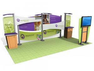 VK 2041 Hybrid Booth