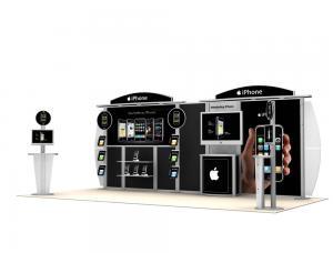 VK-2044 Hybrid Booth