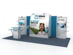 VK-2933 Hybrid Booth