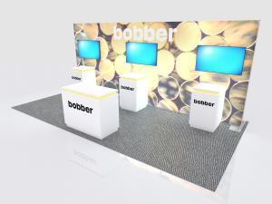 VK-4027 LED Backlit Exhibit