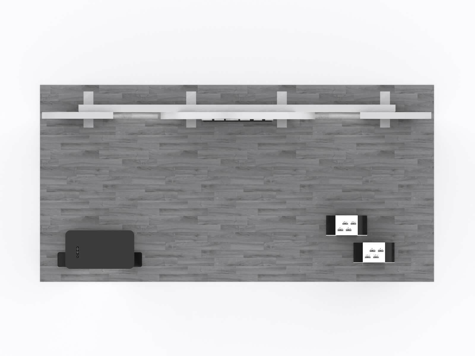 VK 6000 SuperNova Custom Lightbox Plan View