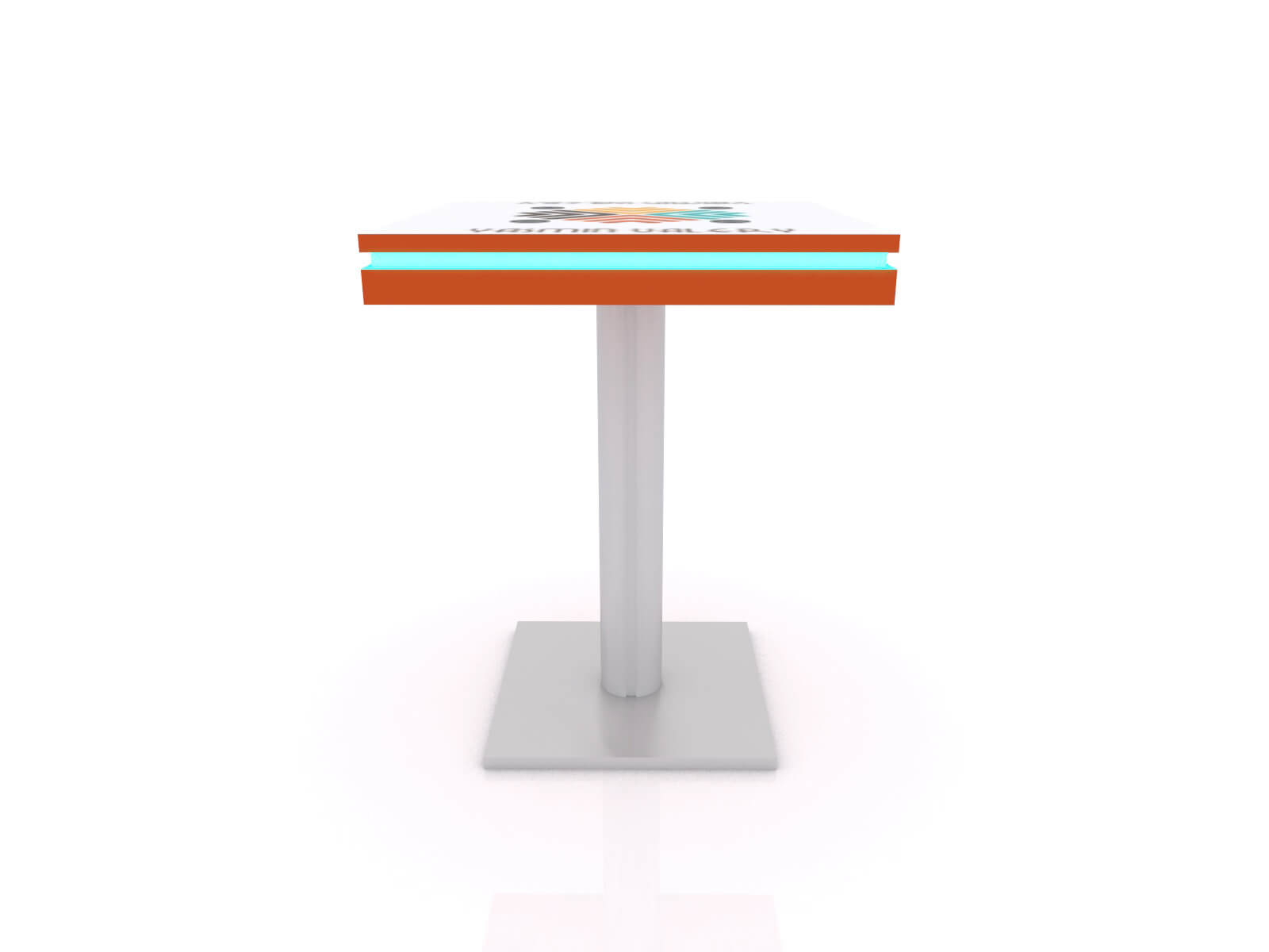 MOD-1454 Wireless Charging Bistro Table - Image 2